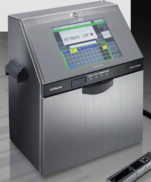 Hitachi RX-BD160W