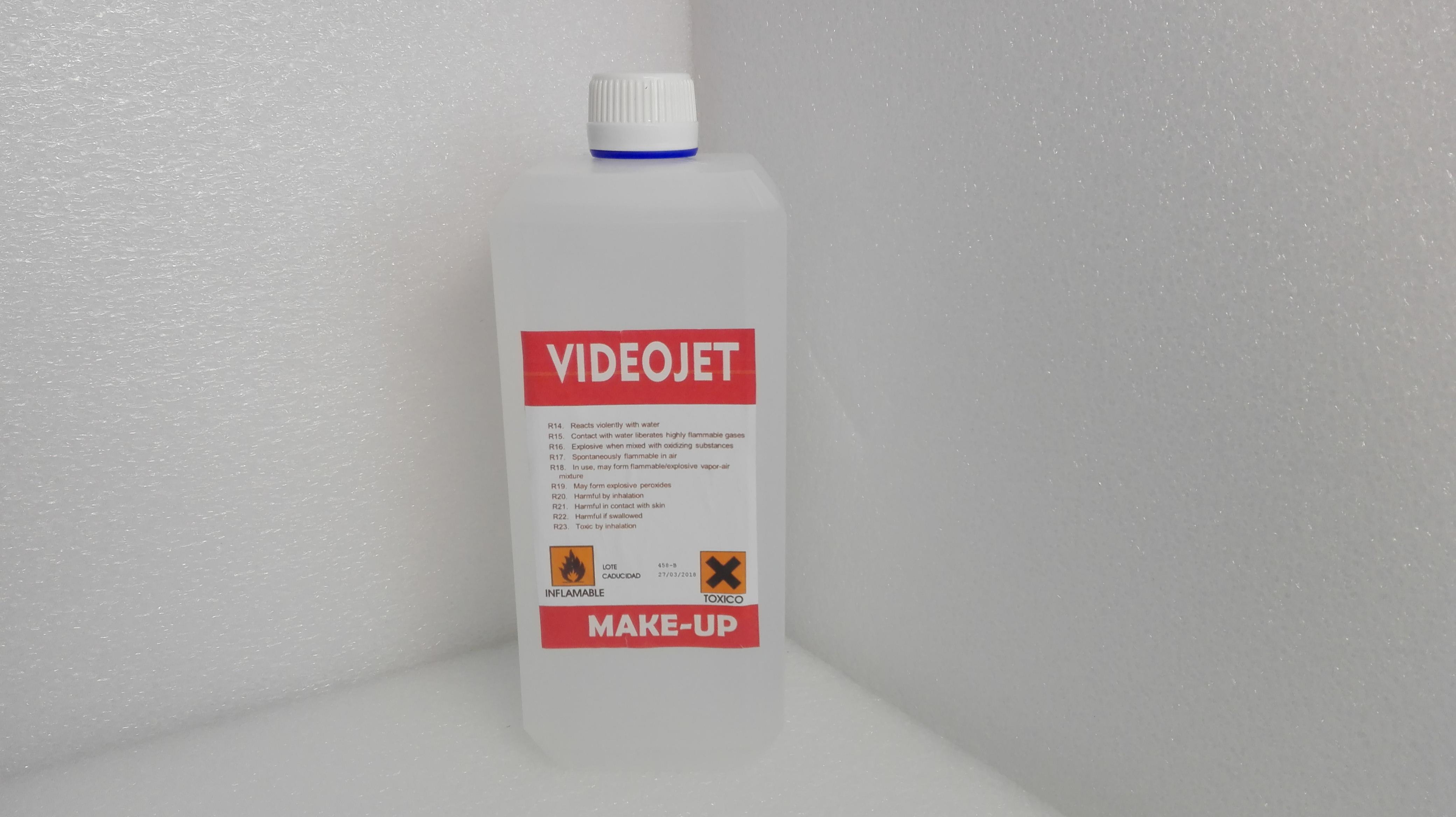 videojet makeup
