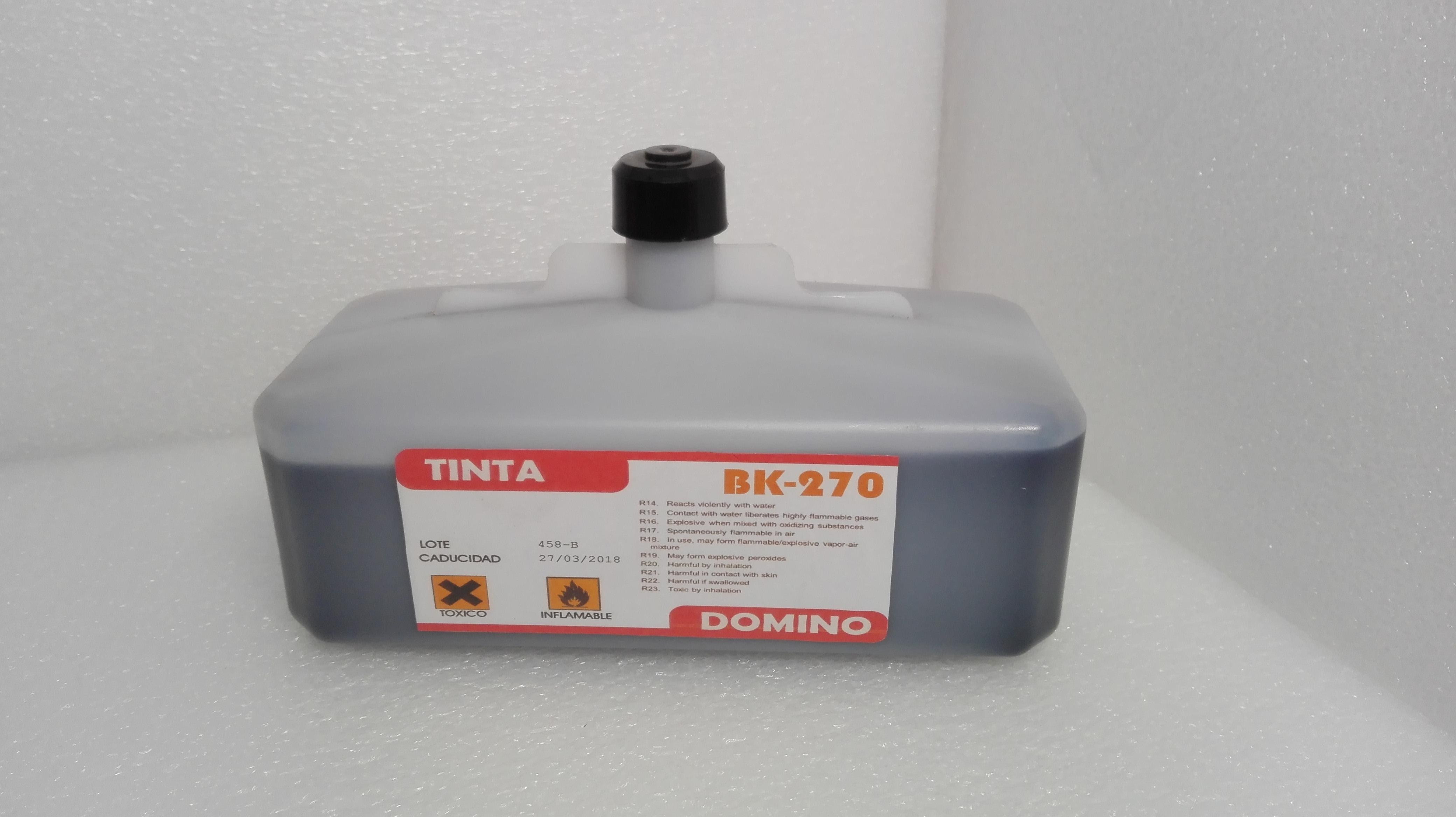 Tinta compatible Domino